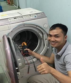dịch vụ sửa chữa máy giặt giá rẻ