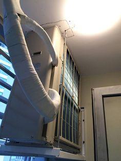 cục nóng máy lạnh công nghiệp