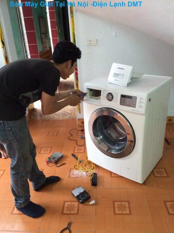 sửa chữa máy giặt quận tân bình