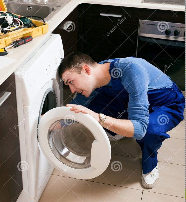 sửa chữa máy giặt tại quận tân bình