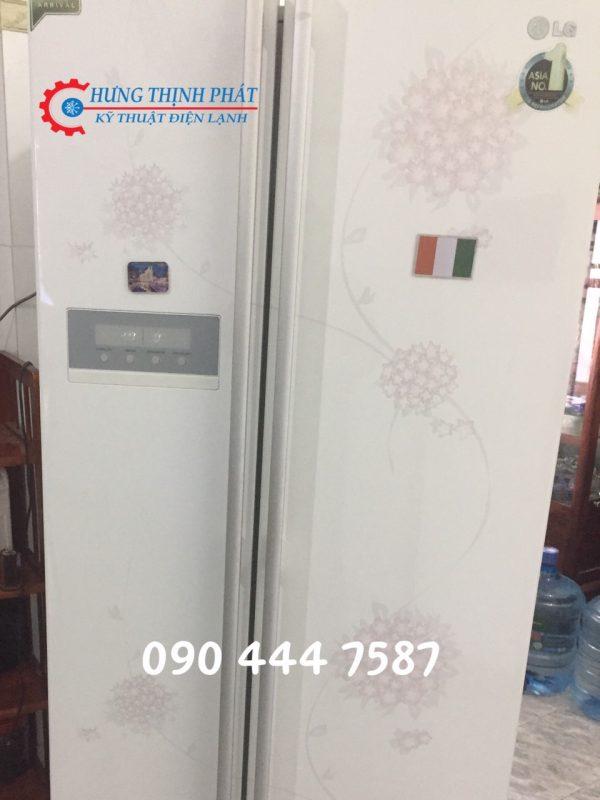 dịch vụ sửa tủ lạnh quận 5