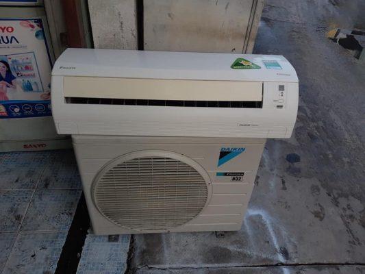 máy lạnh daikin nội địa nhật 1hp