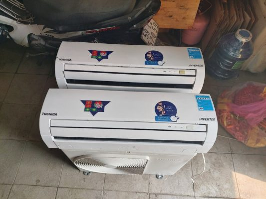 máy lạnh nội địa nhật toshiba