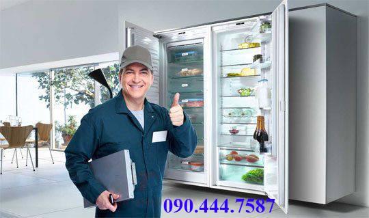 sửa chữa tủ lạnh giá rẻ uy tín