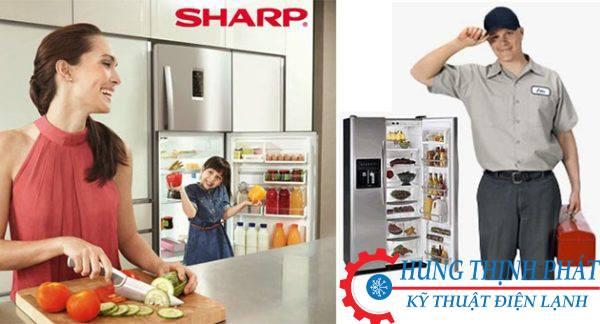 sửa chữa tủ lạnh uy tín tphcm