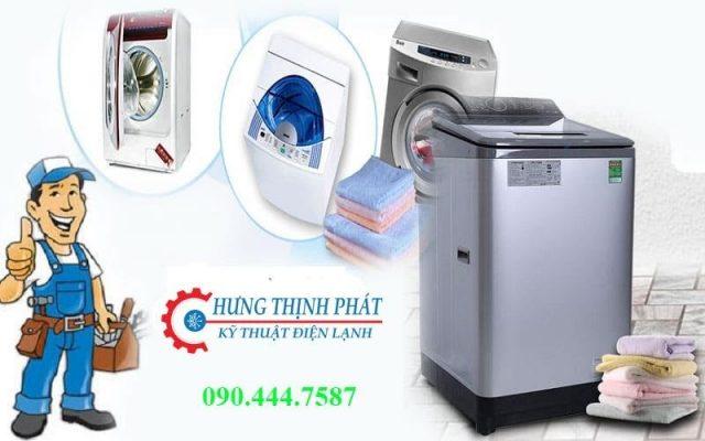 sửa chữa máy giặt tại nhà giá rẻ
