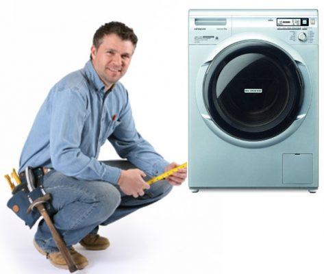 sửa chữa máy giặt tại quận 2