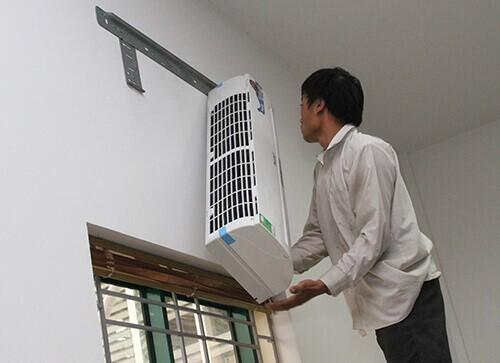 sửa chữa máy lạnh quận tân phú