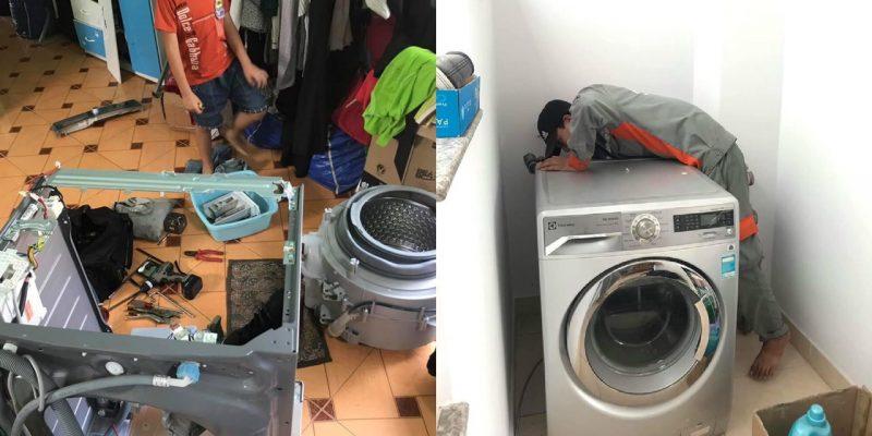 sửa máy giặt uy tín TP.HCM