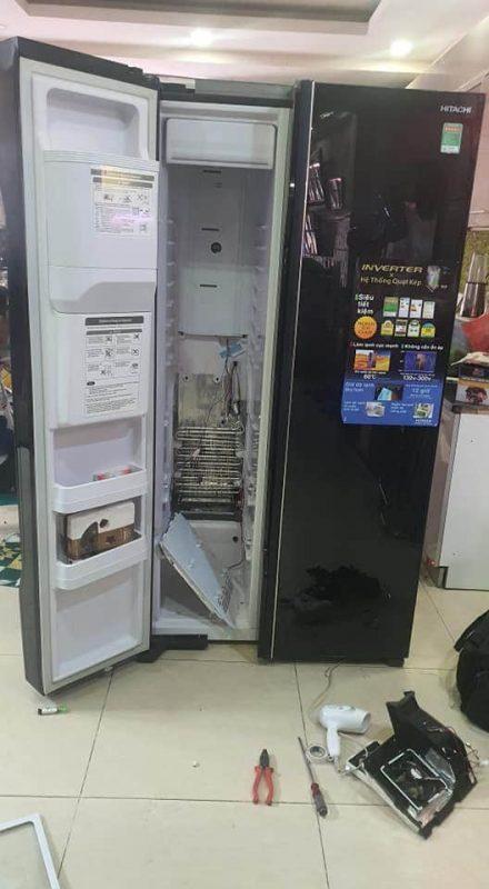 sửa chữa tủ lạnh giá rẻ