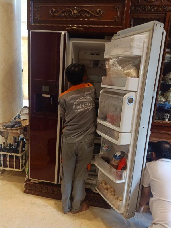sửa chữa tủ lạnh uy tín giá rẻ